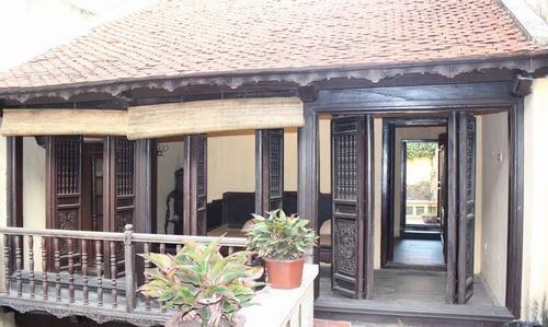 Những ngôi nhà lưu giữ hồn phố cổ Hà Nội