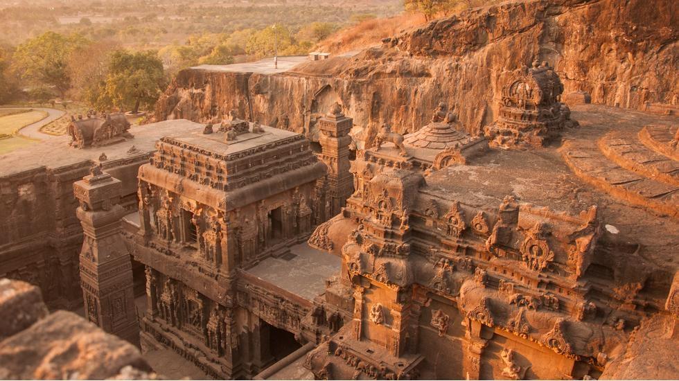Khám phá và chiêm ngưỡng những tàn tích cổ đại trên thế giới (Phần 1)