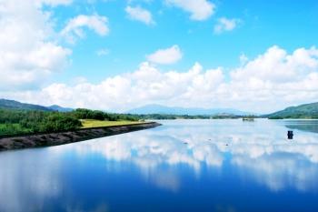 Ngỡ ngàng mây nước Việt An, Quảng Nam