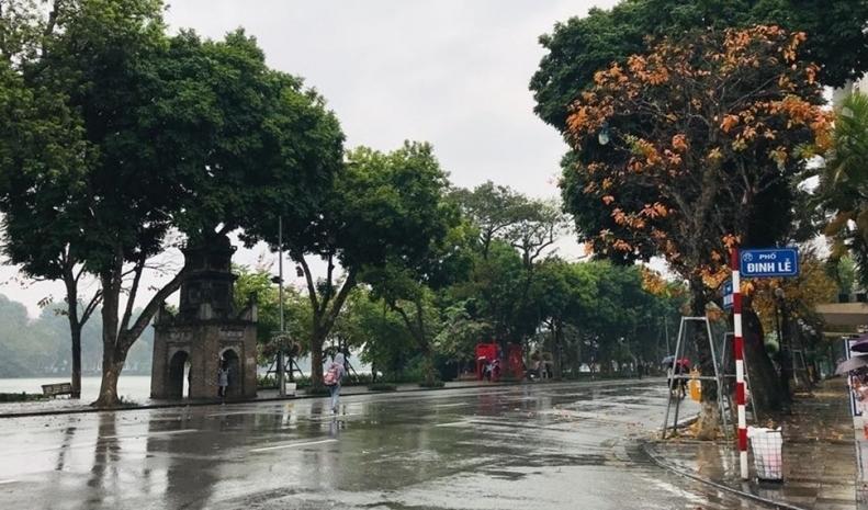 Thời tiết hôm nay ngày 17/9/2021: Bắc Bộ mưa rào và dông