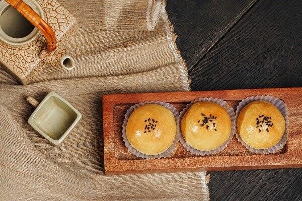 Thưởng thức bánh Trung thu truyền thống của các nước châu Á
