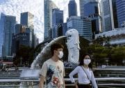 3/4 số ca mắc Covid-19 mới ở Singapore đã từng tiêm vắc xin