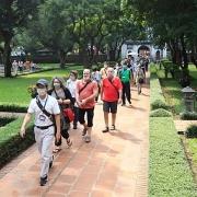 Dịch bệnh khiến lượng khách du lịch đến Hà Nội trong tháng 7 giảm mạnh