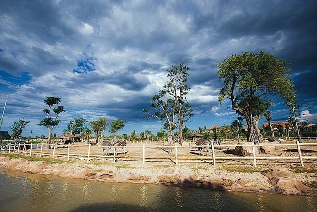 co gi o trong river safari dau tien va duy nhat tai viet nam