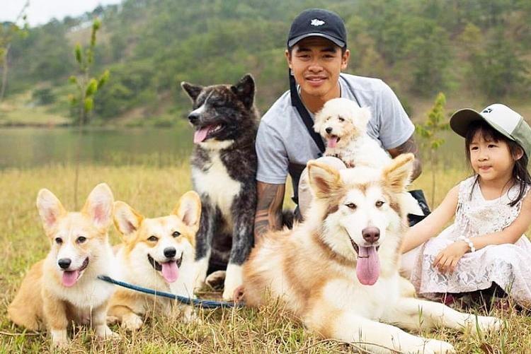 thánh địa sống ở của những ai yêu cún