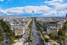 champs elysees dai lo dat do bac nhat the gioi