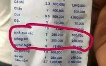 chat chem khach du lich nha hang tai nha trang bi phat 750000 dong