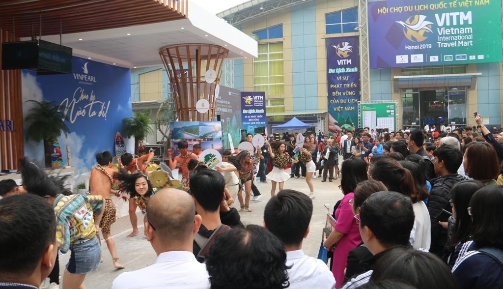 Tạm dừng tổ chức Hội chợ Du lịch quốc tế Việt Nam - VITM Hà Nội 2021