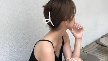 Gợi ý phụ kiện xinh xắn tạo điểm nhấn cho những cô nàng tóc ngắn