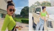 """Tin hot giải trí ngày 26/7: Diện gam xanh neon, dàn sao Việt vừa """"nổi bật"""" vừa """"chanh sả"""""""