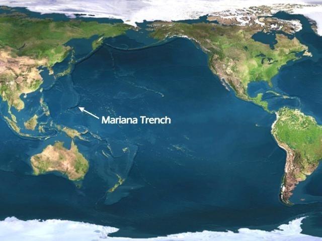 Những sự thật có thể bạn chưa biết về rãnh Mariana, nơi sâu nhất trên Trái đất