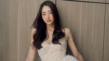 """Hoa hậu Lương Thùy Linh hóa """"nàng thơ"""" trong outfit mới"""