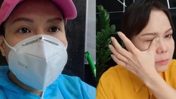 Việt Hương chia sẻ xúc động trước khi chính thức ngừng làm từ thiện