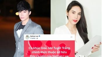 """Nathan Lee mua độc quyền, MV """"Giấc mơ tuyết trắng"""" của Thủy Tiên bị gỡ khỏi Youtube"""