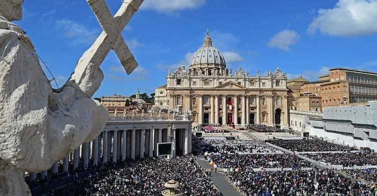 Những sự thật hấp dẫn về thành phố Vatican