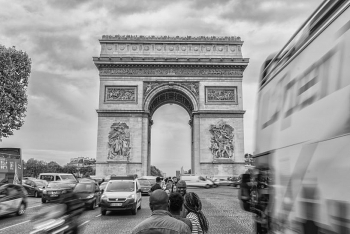 Những sự thật phía sau Khải Hoàn Môn ở Paris