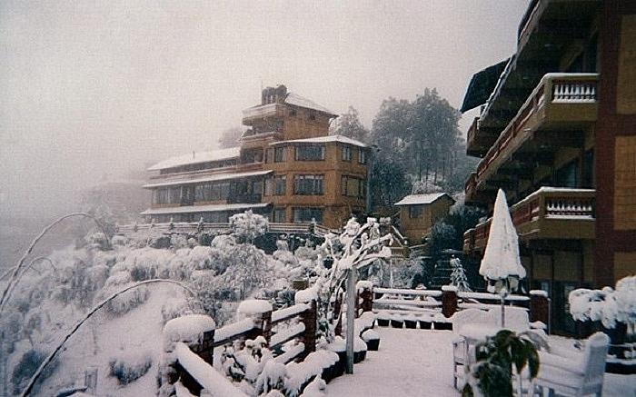 Ngỡ ngàng trước vẻ đẹp của Hotel Country Villa