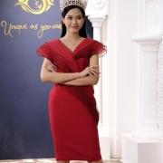 Đăng quang Hoa hậu hơn 2 tháng nhưng Đỗ Thị Hà vẫn còn đang loay hoay định hình phong cách riêng