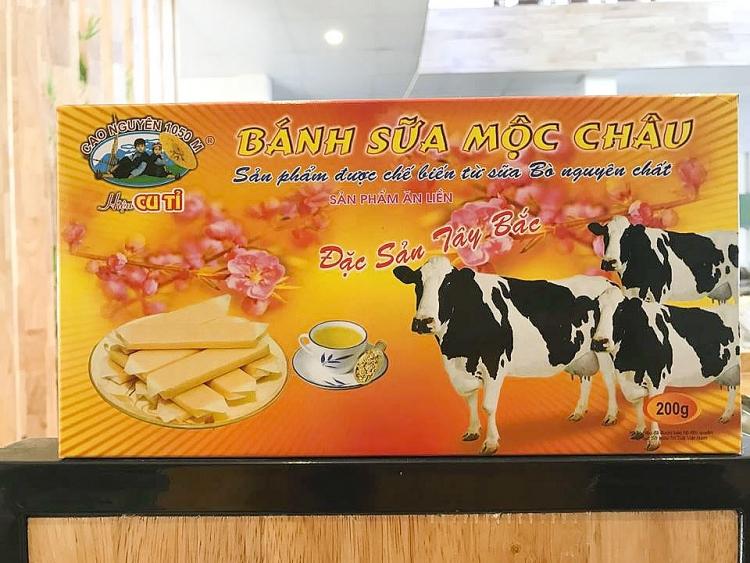 2021 Du xuân Mộc Châu sắm đặc sản Tây Bắc về ăn Tết