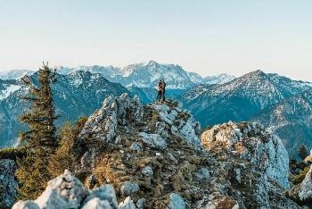 Những bức ảnh tuyệt đẹp về núi rừng Bravian, Đức