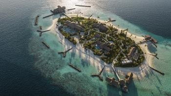 Bên trong đảo tư nhân Maldives có giá 80.000 USD mỗi đêm