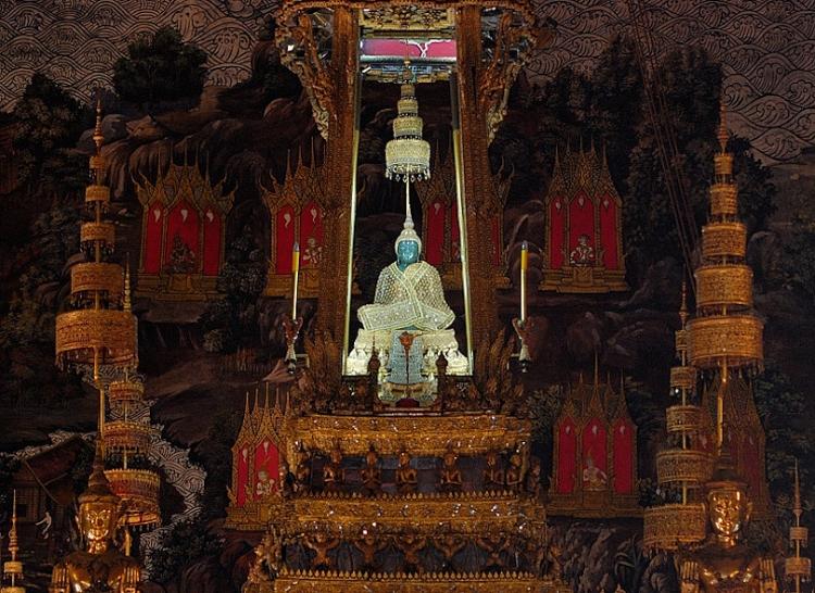 10 ngôi chùa đẹp nhất ở Thái Lan