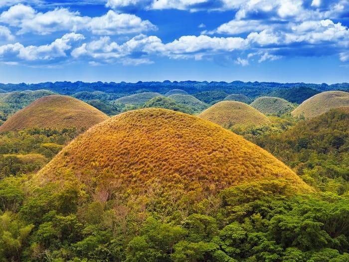 Những bức ảnh đẹp nhất về các kỳ quan thiên nhiên trên thế giới