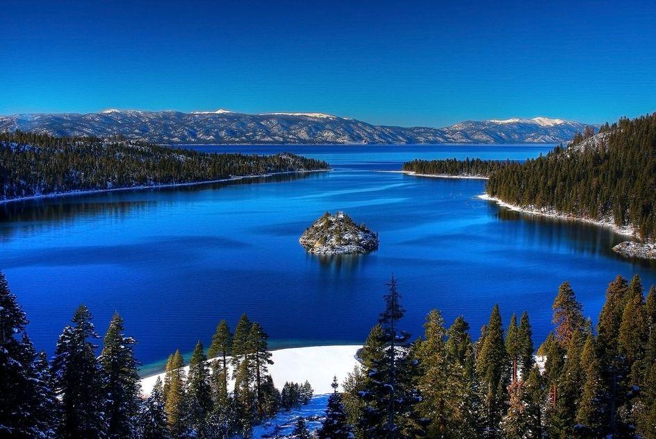 Những hồ nước đẹp như tranh tạo nên khung cảnh thần tiên trên Trái đất - 4
