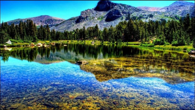 Những hồ nước đẹp như tranh tạo nên khung cảnh thần tiên trên Trái đất - 5