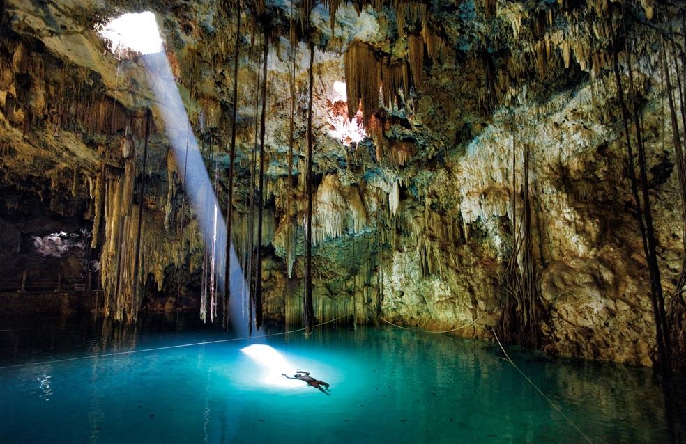 Những hồ nước đẹp như tranh tạo nên khung cảnh thần tiên trên Trái đất - 11
