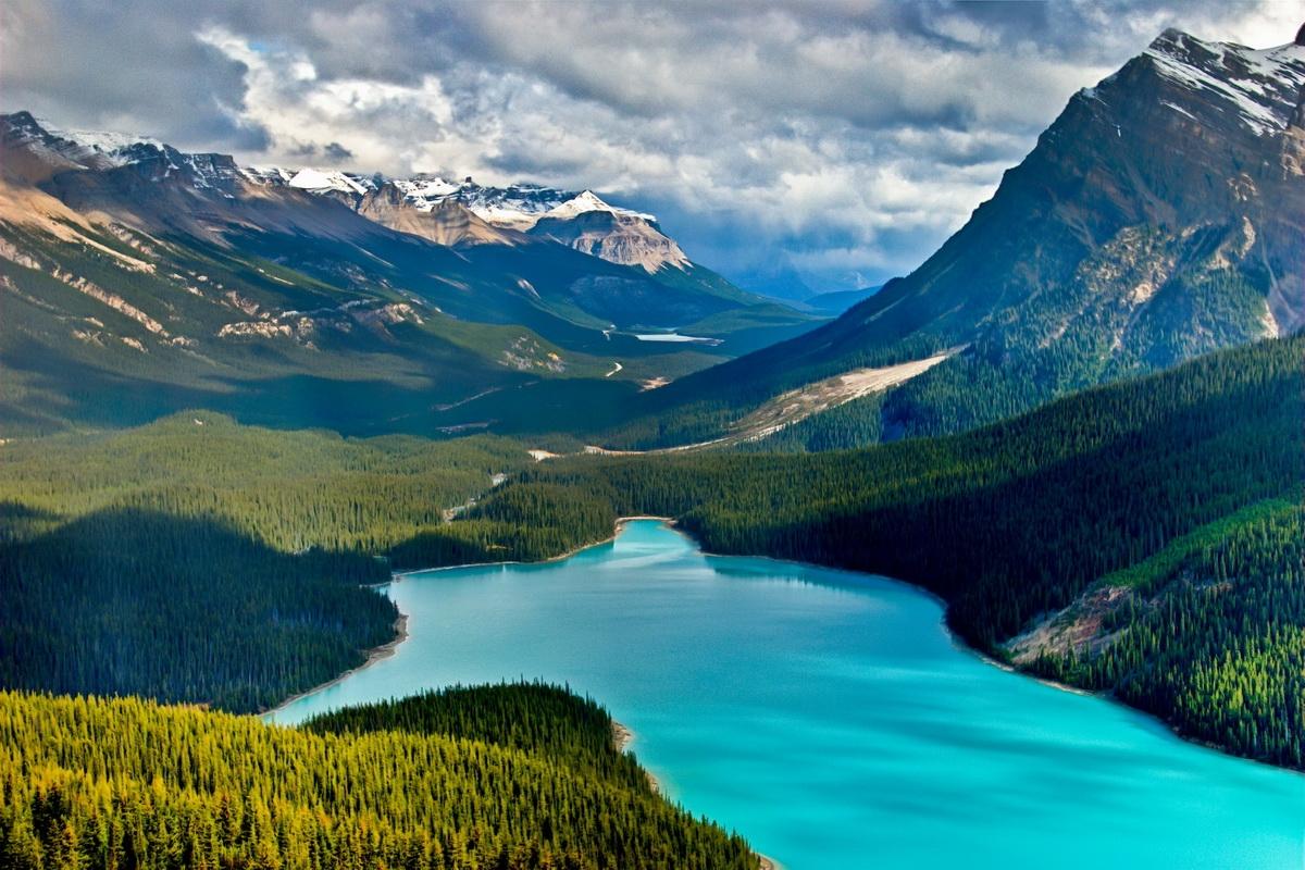 Những hồ nước đẹp như tranh tạo nên khung cảnh thần tiên trên Trái đất - 16