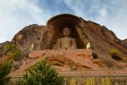 """Bí ẩn bức tượng Phật nằm trên """" Con đường tơ lụa"""" và vị Nữ  Đế hiểm độc nhất lịch sử Trung Quốc"""