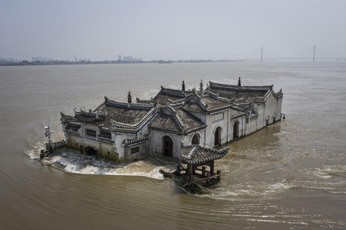 Mua Mưa Lũ Kinh Hoang Năm 2020 Ghi Dấu ấn Trong Lịch Sử Trung Quốc