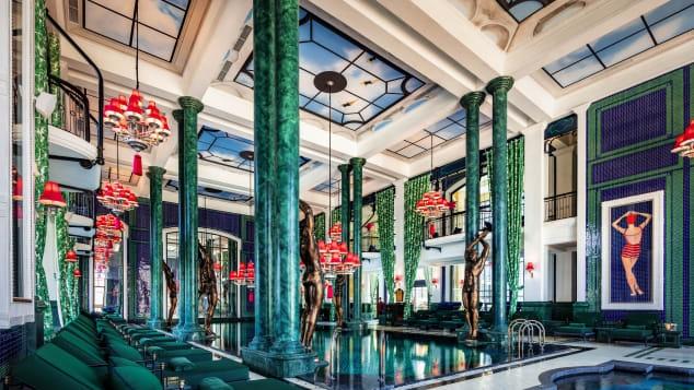 khach san hotel de la coupole long lay giua mien son cuoc sapa