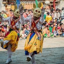 le hoi linh thieng cua bhutan mot trong nhung quoc gia hanh phuc nhat the gioi