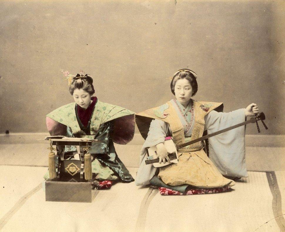 van hoa samurai va geisha cua nhat ban trong qua khu