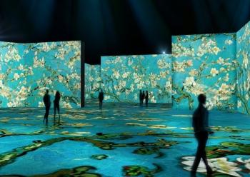 """Dự kiến triển lãm kiệt tác của Van Gough đưa du khách vào """"Vũ trụ thần bí"""""""