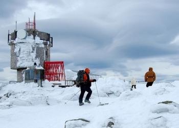 Núi Washington: Nơi có thời tiết xấu nhất thế giới