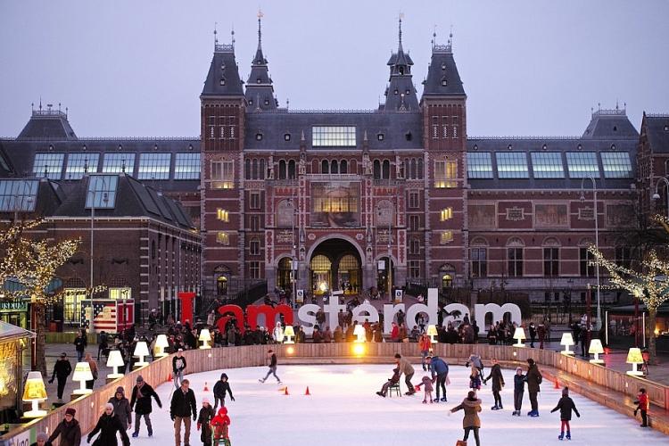 Những thành phố châu Âu đẹp nhất vào mùa đông
