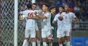 UAE áp sát đội tuyển Việt Nam, Thái Lan và Malaysia gần như bị loại