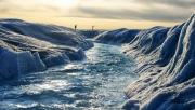 Chiêm ngưỡng vẻ đẹp và sự kỳ vĩ của tảng băng Greenland
