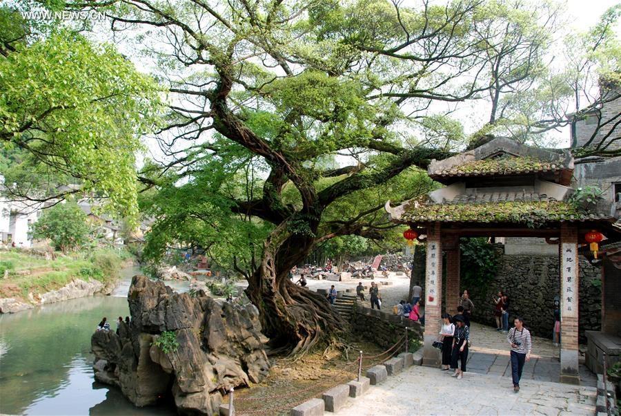 8 cổ trấn Trung Quốc đẹp như tranh
