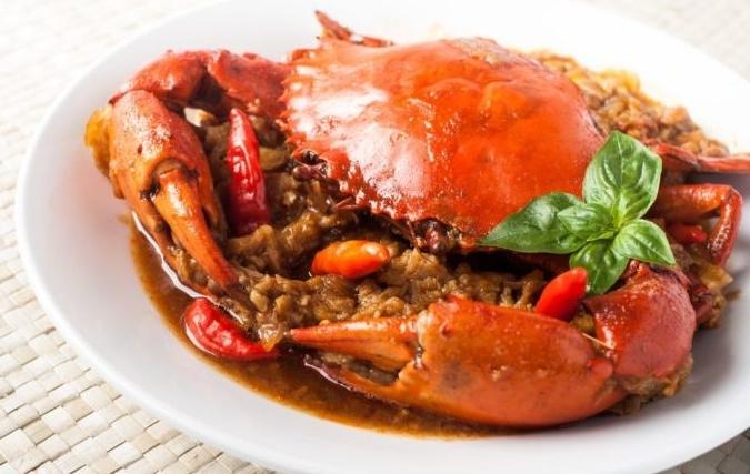 Xuýt xoa với món cua sốt ớt Singapore ngon hết ý