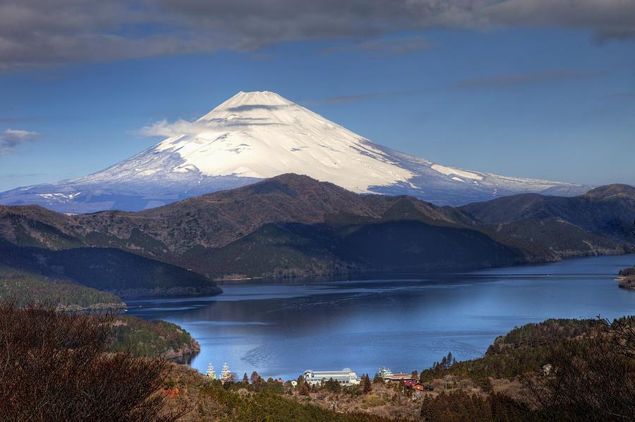 Khám phá Ashinoko - Một trong những hồ đẹp nhất ở Nhật Bản