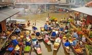 Đến Bangkok khám phá chợ nổi lâu đời nhất Thái Lan