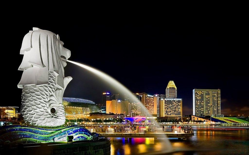 Hé lộ những bí mật ít biết về tượng sư tử biển nổi tiếng Singapore