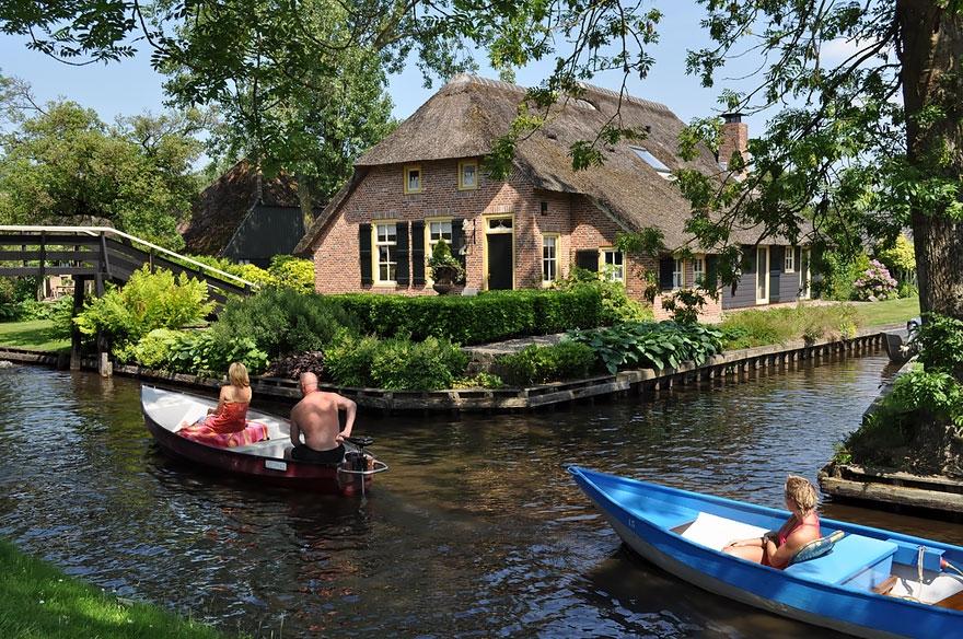 7 thành phố ở Hà Lan