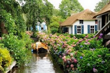 """7 thành phố ở Hà Lan """"hút hồn"""" du khách"""