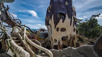 """Câu chuyện đằng sau """"Ngôi nhà điên"""" ở Đà Lạt"""