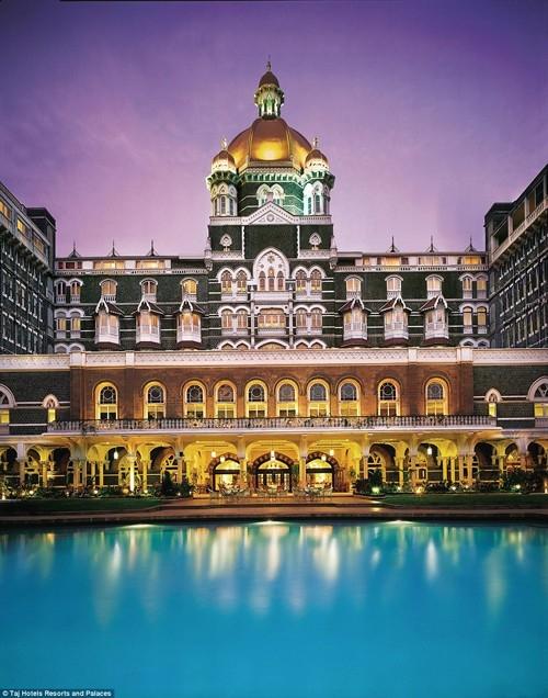 Taj Mahal Palace - Khách sạn yêu thích của những người nổi tiếng